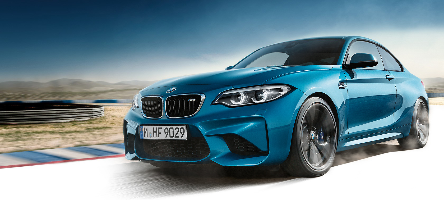 INTRODUCING THE BMW M2