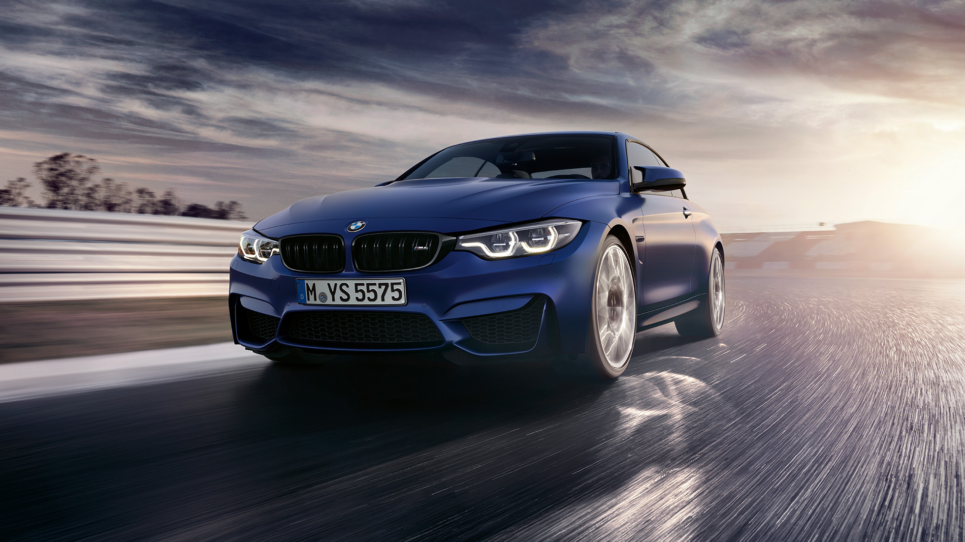 BMW M4 Convertible, design, front